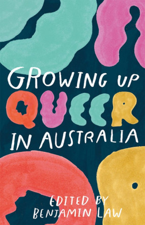 growing up queer in Australia book cover
