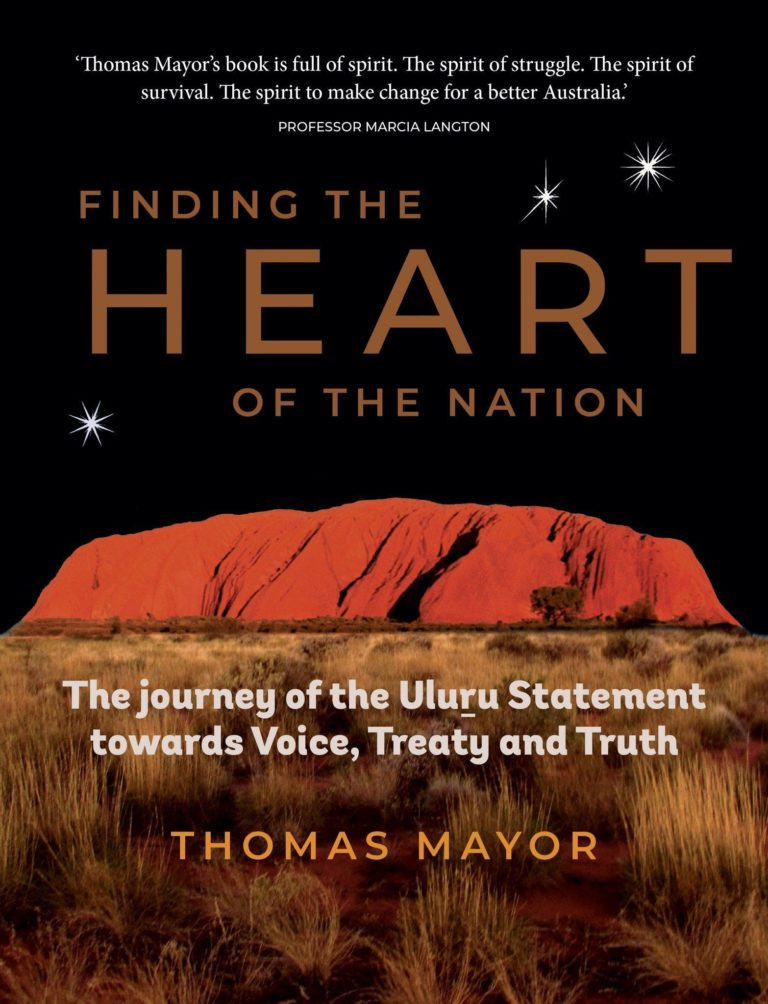Finding the Heart of the Nation